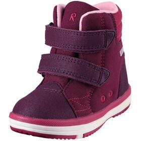 Reima Patter Wash Mid Shoes Kids deep purple